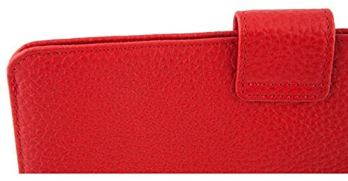 Audi Lederetui für iPad rot