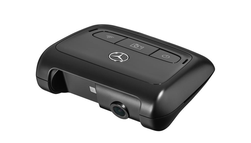 Original Mercedes-Benz Dashcam Frontkamera