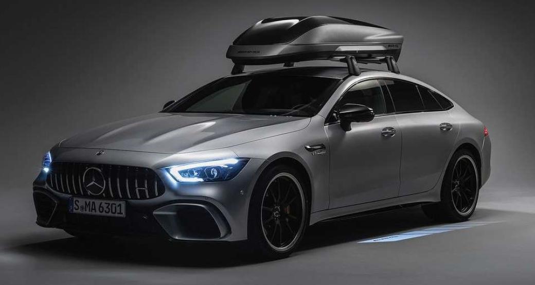 Mercedes-AMG Dachbox für  Coupé Fahrzeuge - 410 l