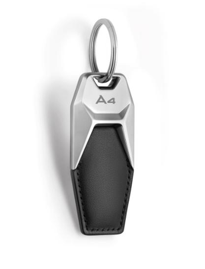 Audi Schlüsselanhänger Leder A4