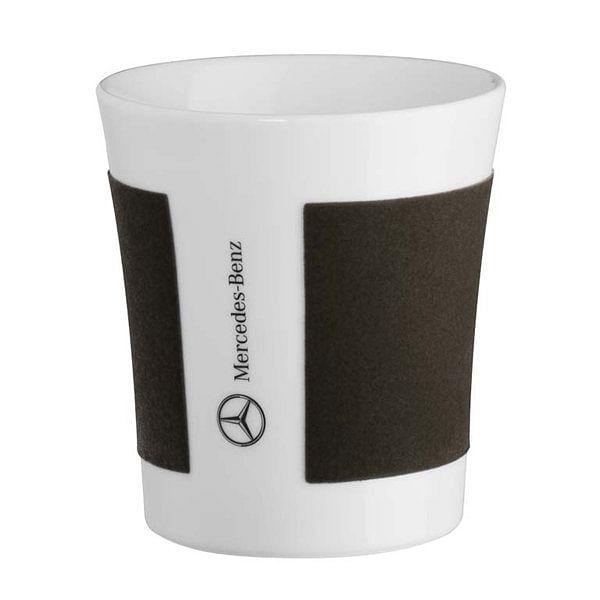Mercedes-Benz Kaffeebecher schwarz