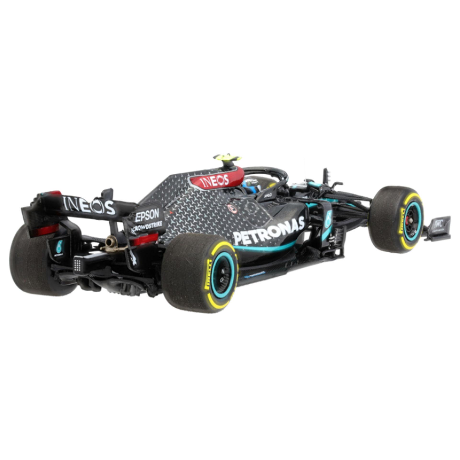 Mercedes-AMG Petronas Motorsport W11 EQ Power Saison 2020 Valtteri Bottas