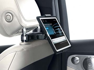 Mercedes-Benz - Halter für Tablet-PC - Kopfstütze