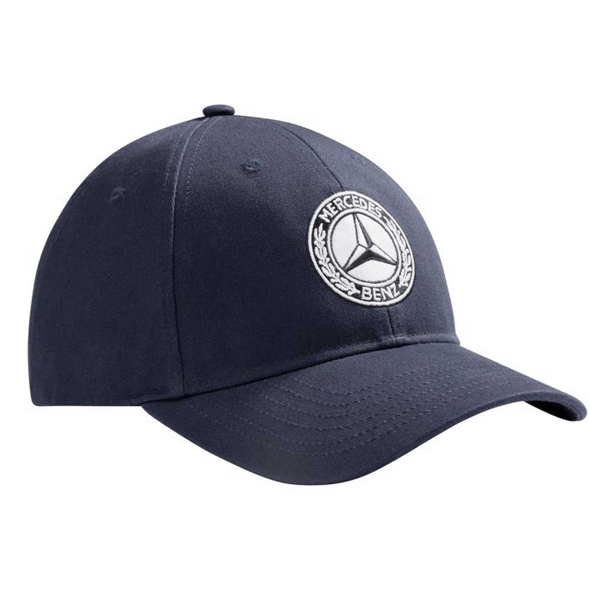 Mercedes-Benz Cap Kappe Basecap Classic Collection Navy
