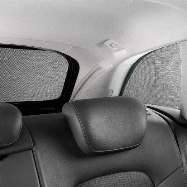 Audi Sonnenschutzsystem