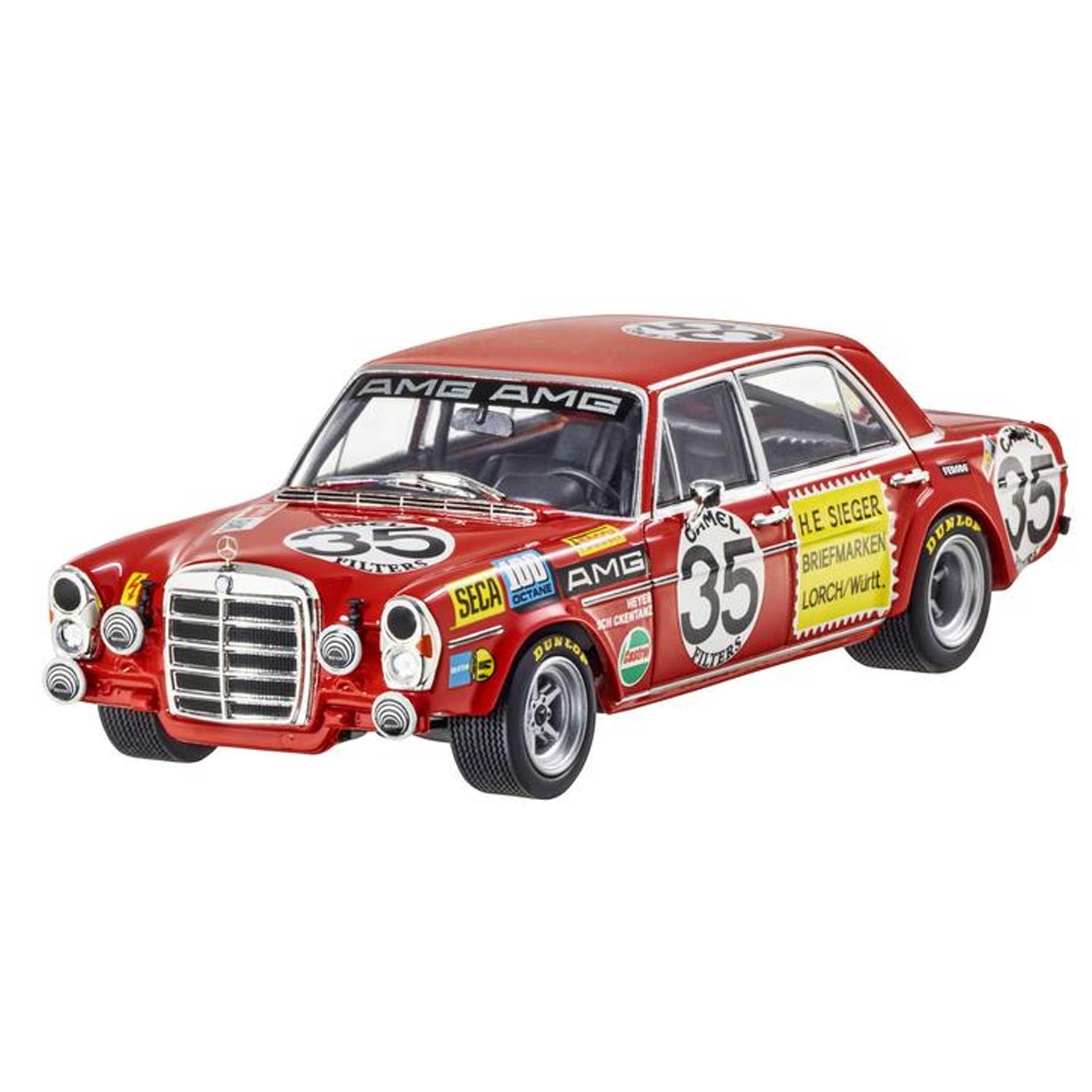 Mercedes-AMG Modellauto 300 SEL 6.8 AMG W 109 (1971) 1:43