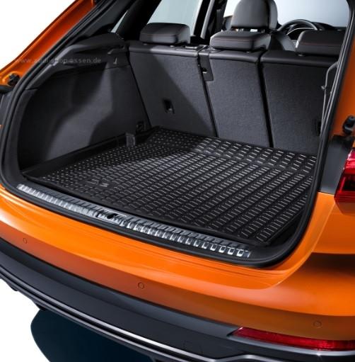 Audi Q3 Gepäckraumschale Kofferraumeinlage Anthrazit