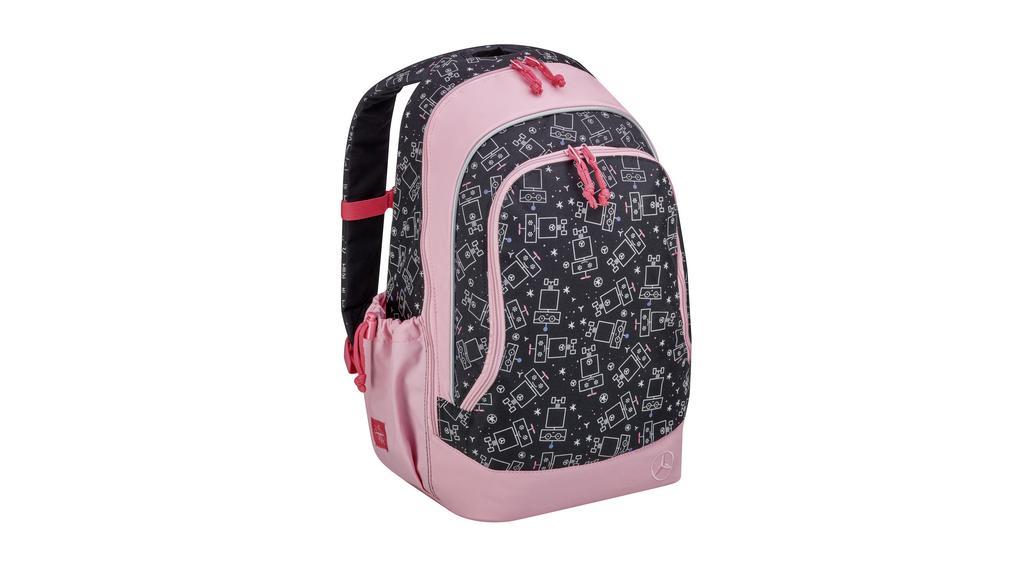 Mercedes-Benz  Rucksack groß Mädchen rosa