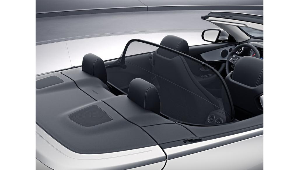 Mercedes-Benz Winkel-Windschott E-Klasse