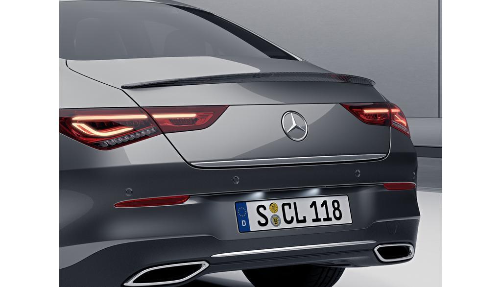 Mercedes-Benz Heckspoiler Carbon-Style CLA C118