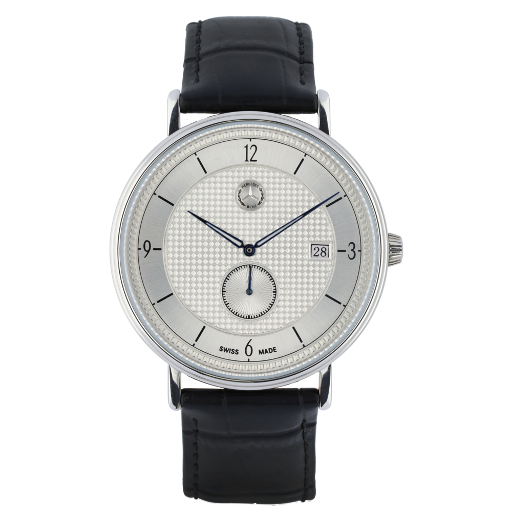 Mercedes-Benz Armbanduhr Herren, Classic kleine Sekunde