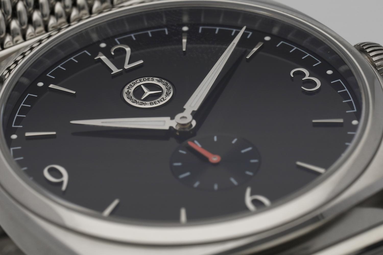 Mercedes-Benz Armbanduhr Herren, Classic Tonneau