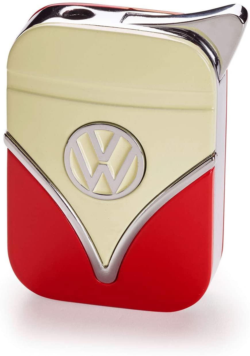 Volkswagen Feuerzeug T1 Bulli rot/beige