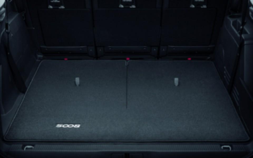 PEUGEOT Kofferraummatte für 5008