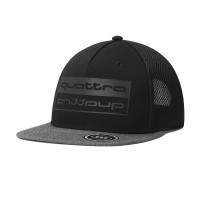 Audi Sport Basecap Quattro Cap Snapback Baseballcap