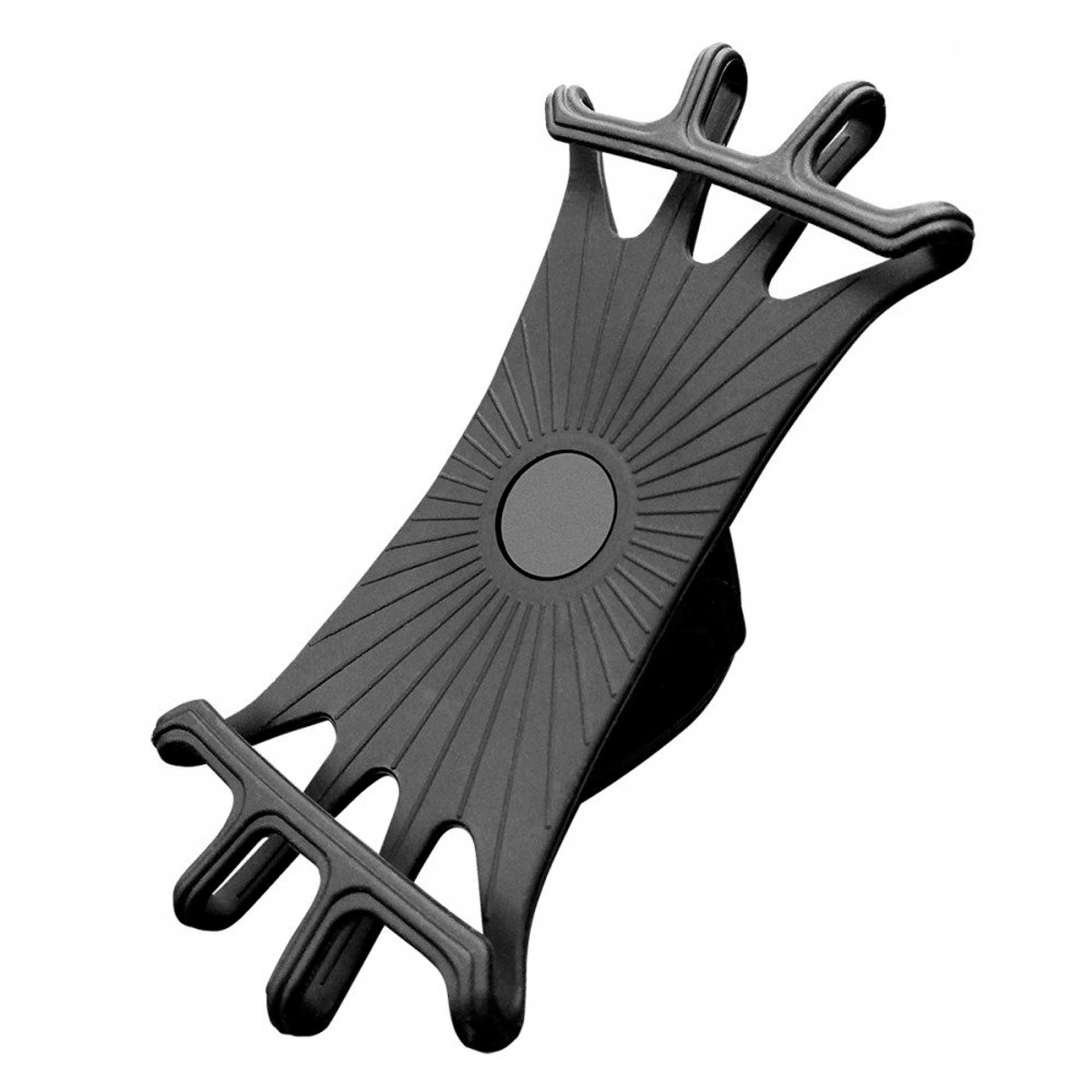 Universal Handy-Halterung Smartphone Halterungs-Set Fahrrad & Armband 360° drehbar