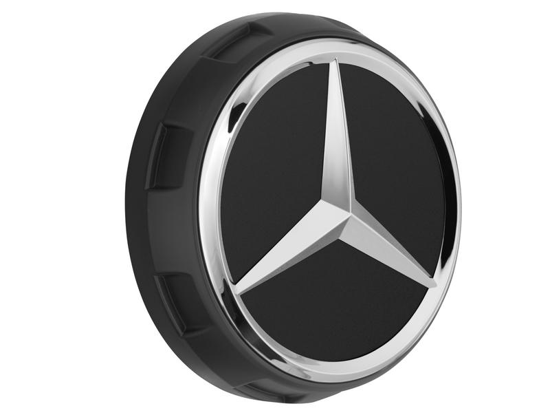 Mercedes-AMG Radnabenabdeckung Zentralverschlussdesign