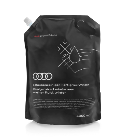 Audi Scheibenreiniger Fertigmix Winter 3 Liter