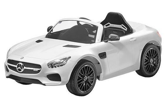 AMG GT Elektrofahrzeug weiß Original Mercedes-Benz Collection