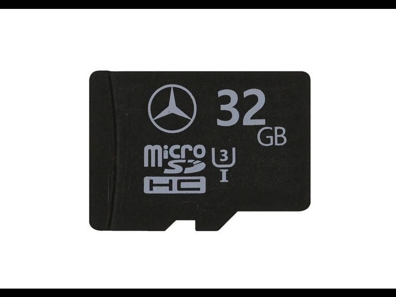Mercedes-Benz Micro-SD Karte, 32 GB