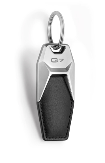 Audi Schlüsselanhänger Leder Q7