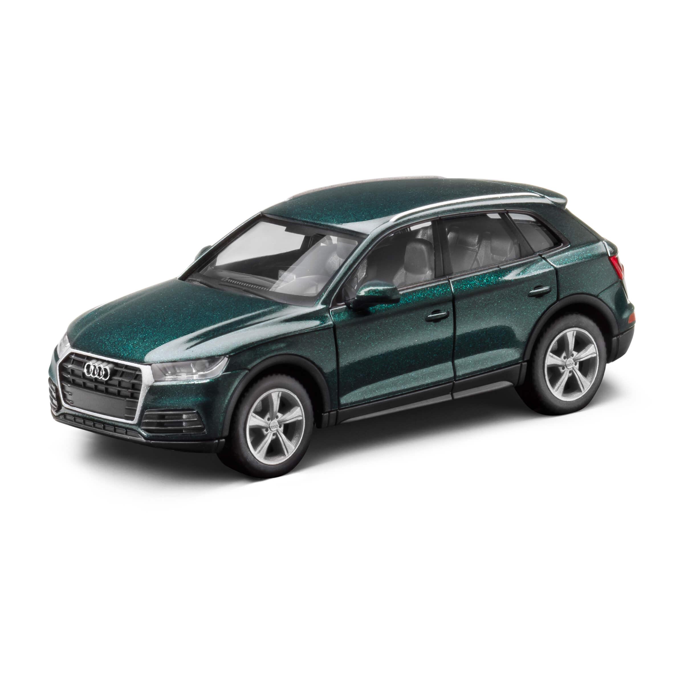 Audi Q5 Azorengrün Modellauto 1:87