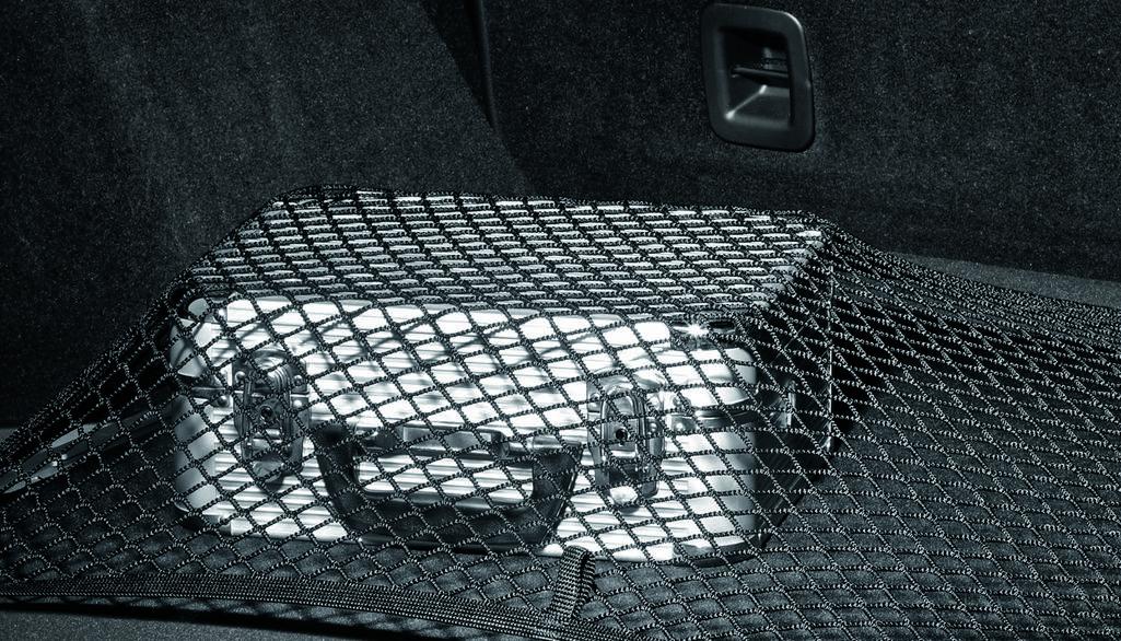Mercedes-Benz Gepäcknetz Kofferraumboden