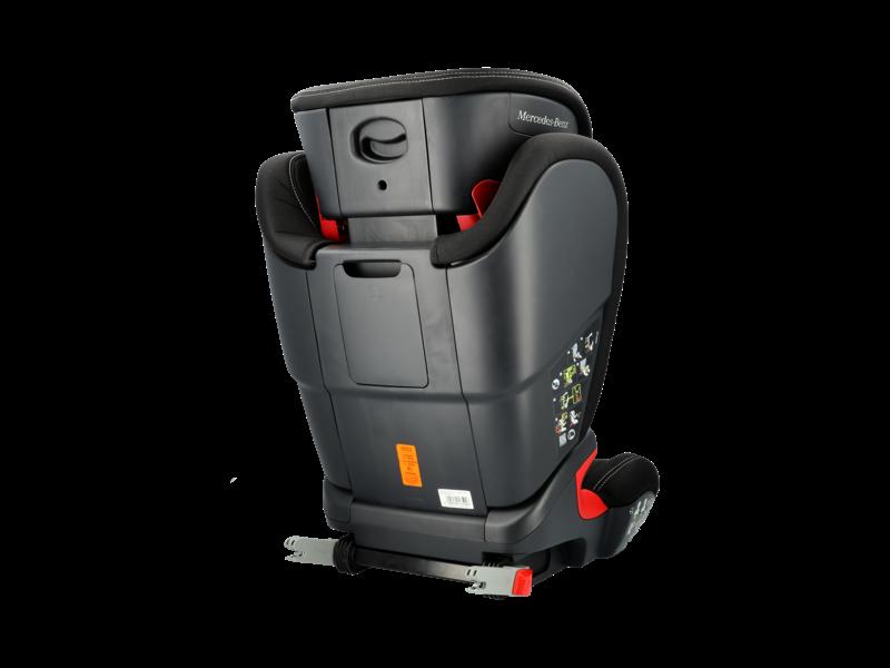 Mercedes-Benz Kindersitz KIDFIX XP mit ISOFIX grau/schwarz Gewichtsklasse 2+3