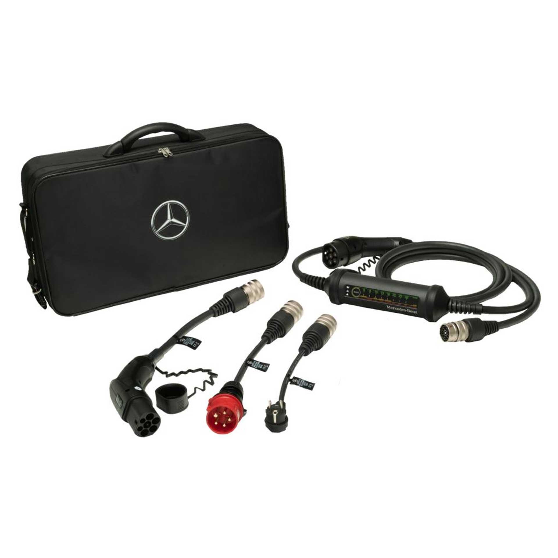 Mercedes-Benz flexibles Ladesystem 32/3-phasig 5-teilig
