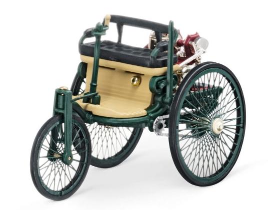 Modellauto 1:43 Benz Patent-Motorwagen