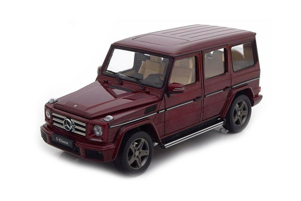 Modellauto 1:18 Mercedes-Benz G-Klasse W463