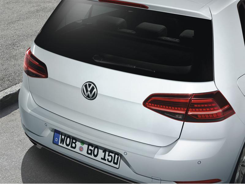 Volkswagen Ladekantenschutzfolie Golf 7