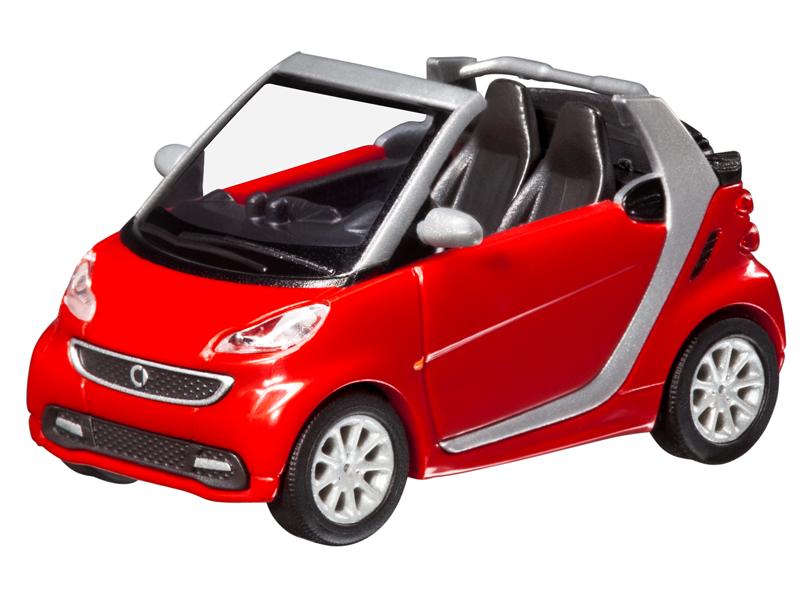 Modellauto 1:87 smart Cabrio