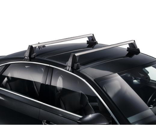 Audi Grundträger Q3 Sportback für Fahrzeuge ohne Dachreling