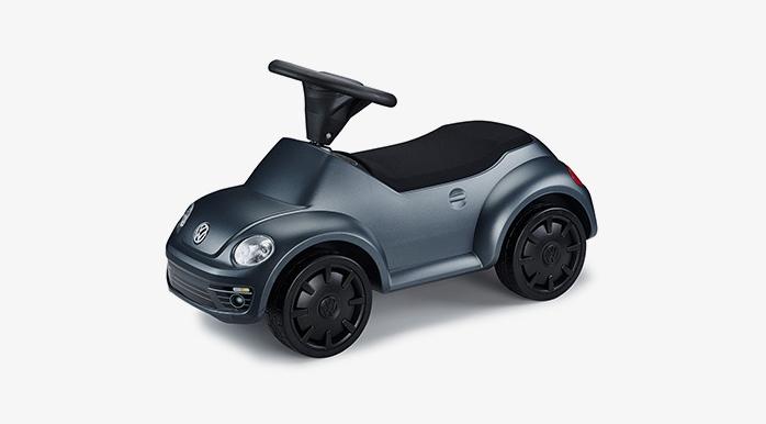 Volkswagen Kinderrutscher Junior Beetle - Grau
