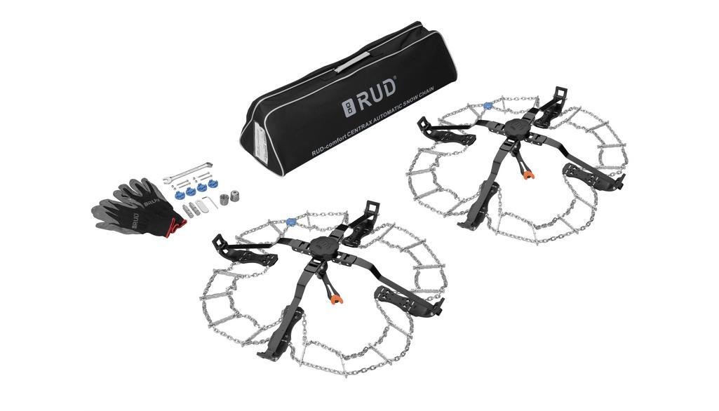 Schneekette RUD-CENTRAX für AMG Modelle GLA GLB
