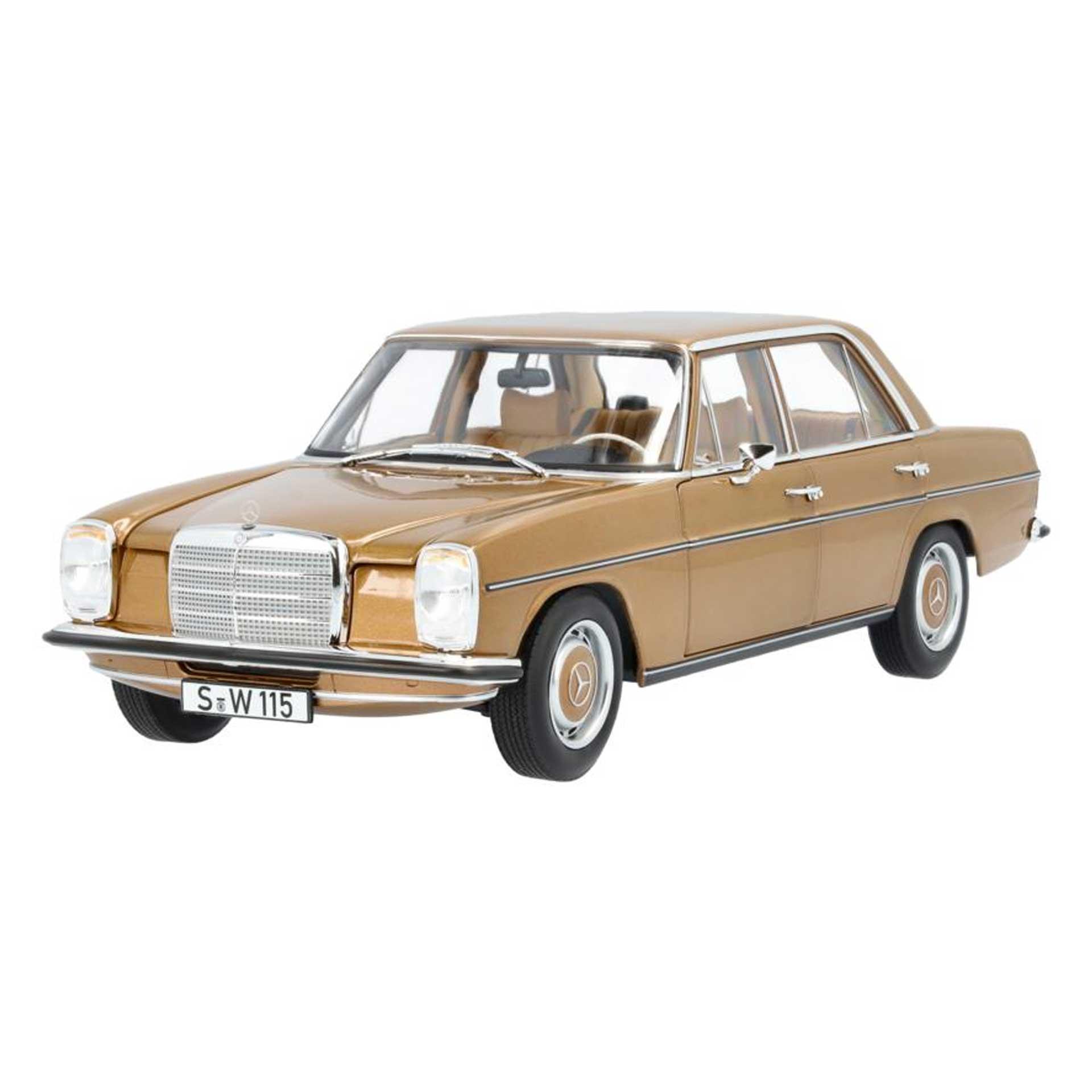 Mercedes-Benz Modellauto 200 /8 W114 W115 (1968-1973) 1:18