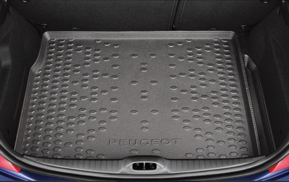 Peugeot 208 Kofferraumwanne