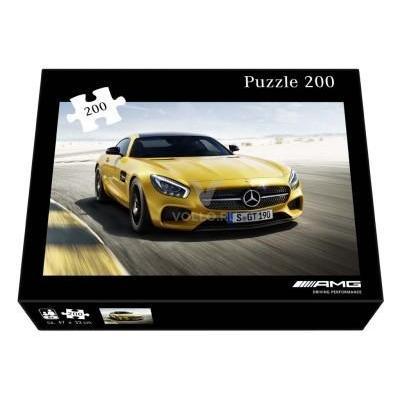 Mercedes Benz Puzzle, Mercedes-AMG GT