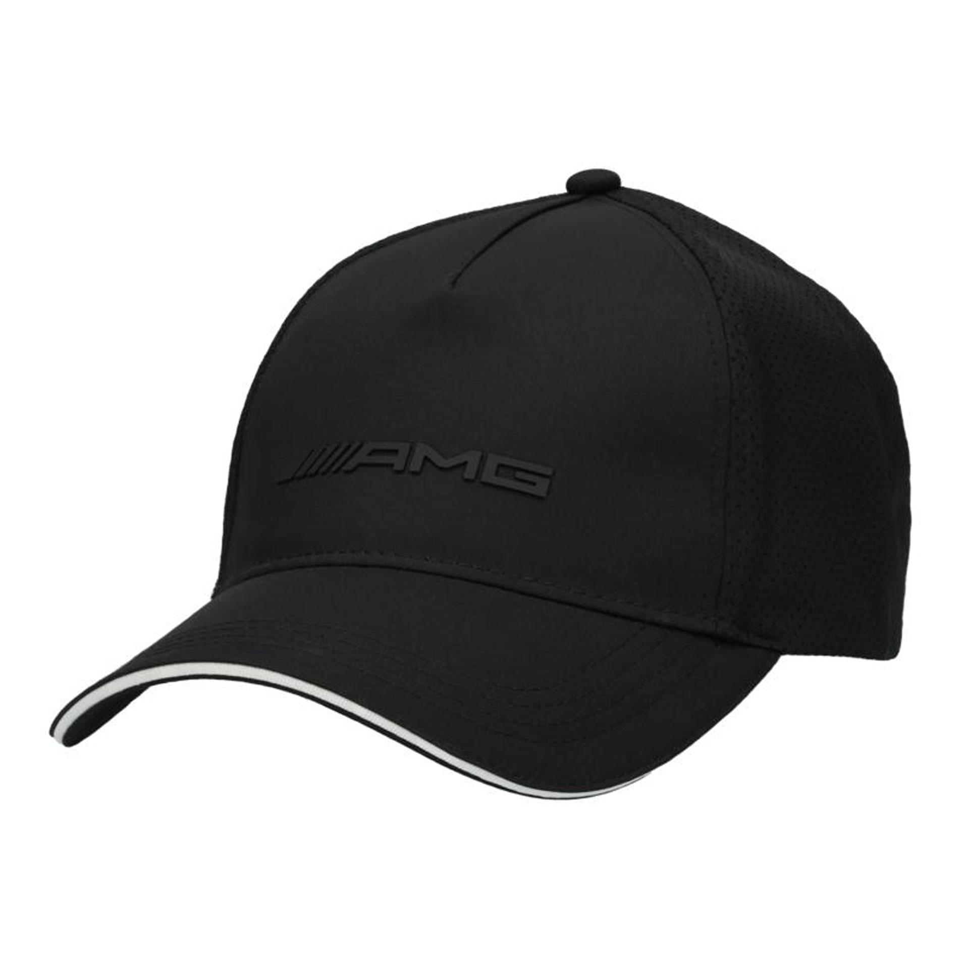 Mercedes-AMG Cap Kappe Basecap Schwarz