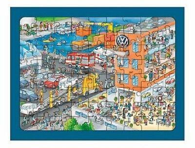 Volkswagen Wimmelbuch Puzzle 72 Teile