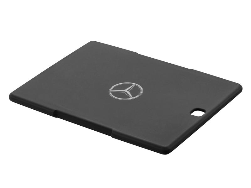 Mercedes-Benz Schutzhülle für  Samsung Galaxy Note 10.1 (Edition 2014)  Style & Travel Equipment schwarz