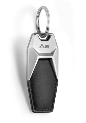 Audi Schlüsselanhänger Leder A8