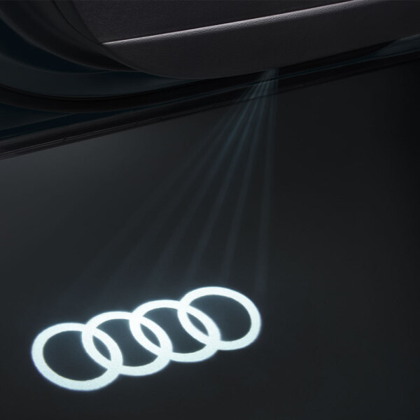 Audi Einstiegs-LED Leuchte