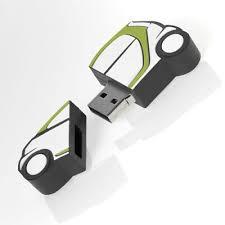 smart USB-Stick, 4 GB