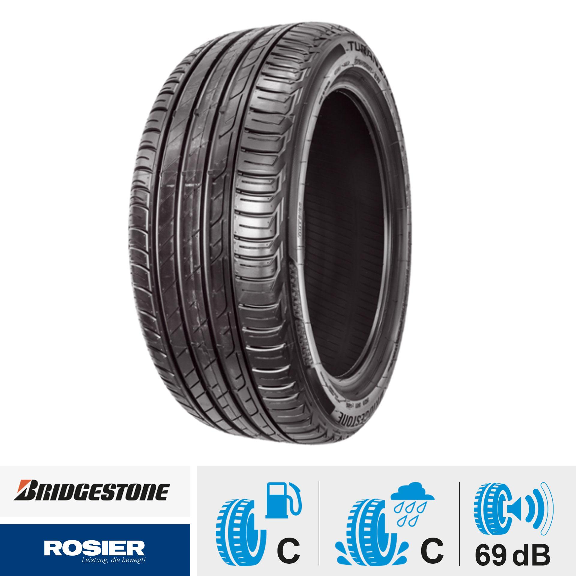 Bridgestone Turanza T001 185/50 R16 81 H