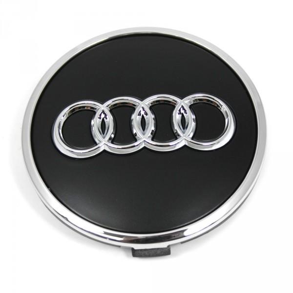 Audi Radzierkappe Felgendeckel  Nabendeckel matt