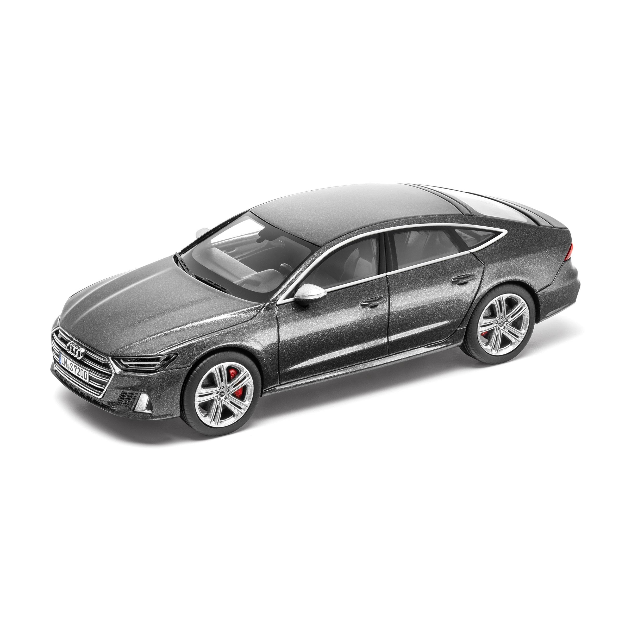 Audi S7 Sportback limitiert Daytonagrau 1:43