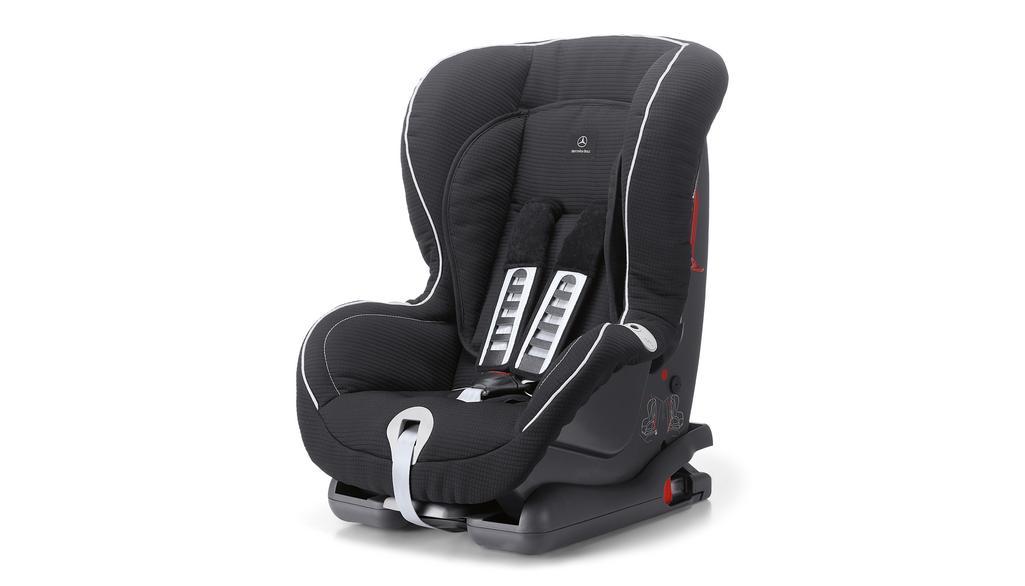Mercedes-Benz Ersatzbezug für Kindersitz DUO plus schwarz