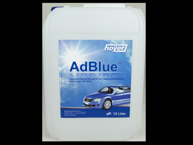 Hoyer AdBlue® 10 Liter inkl. Einfüllstutzen